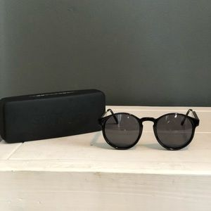 NWOT Spitfire Sunglasses with case